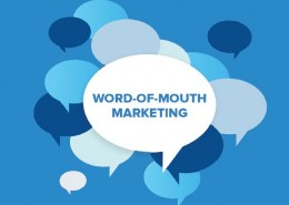 Word of Mouth Marketing Bubbles