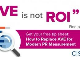 PR-Measurement-AVE-Is-Not-ROI