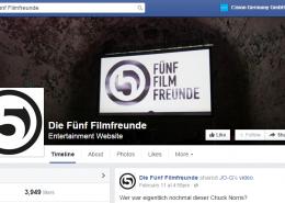 Die Top 10 deutschen Filmblogs auf Facebook