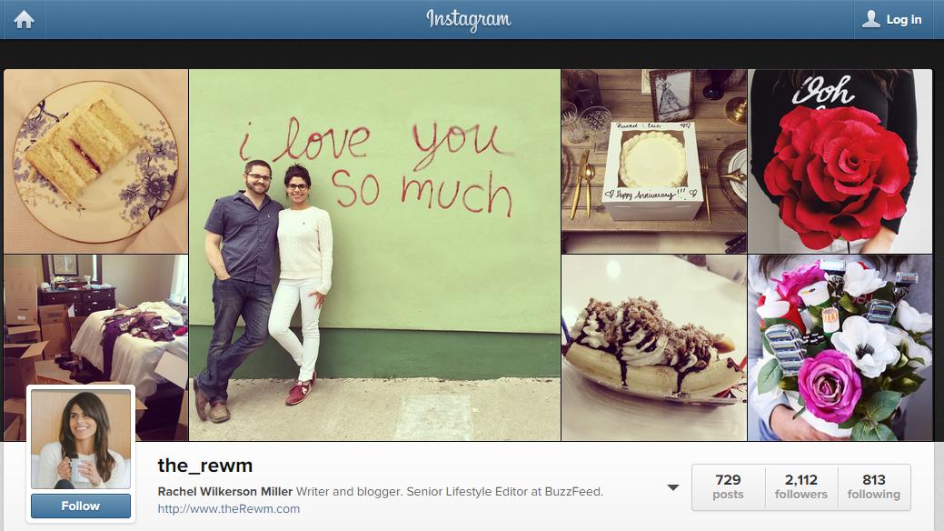 Rachel Wilkerson Miller - Instagram