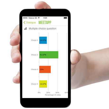 Eventmanagement: Dialog und Engagement fördern mit MeetApp