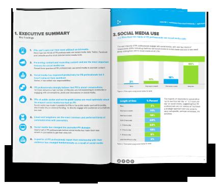 Social PR-Studie 2015 Großbritannien