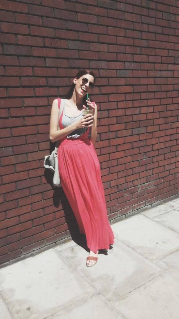 Wie geht eine griechische Modebloggerin mit der Krise im eigenen Land um? - Interview mit Smells Like Fashion