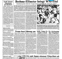 70 Jahre WESER-KURIER
