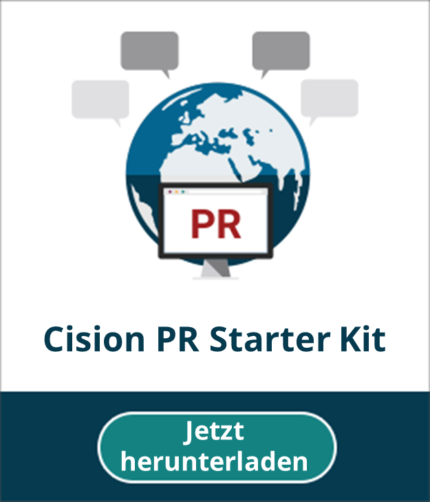 Cision PR Starter Kit Download