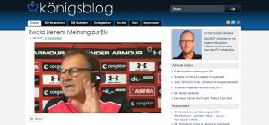 Deutschland im EM-Fieber - 10 Fußballblogs, die Sie kennen sollten