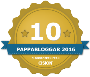 Bloggtopp pappabloggar