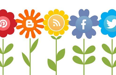 Social media tools for PR
