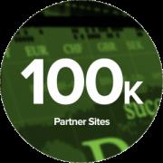 100k Partner Sites