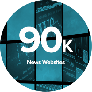 90k News Websites