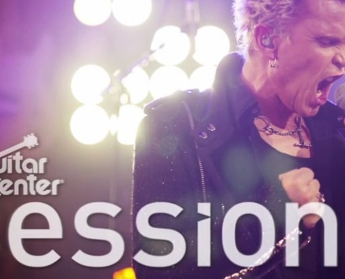Guitar Center Sessions - Q&A - Content Marketing PR