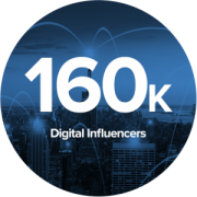 160k Digital Influencers