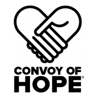 Convoy of Hope Benefits From a Snowball Effect of Publicity