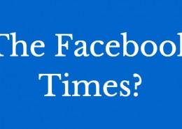 Facebook Times - News on Facebook