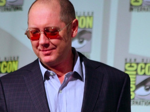 James Spader - PR Tips from Blacklist