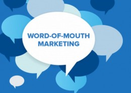 Word-of-mouth marketing featured