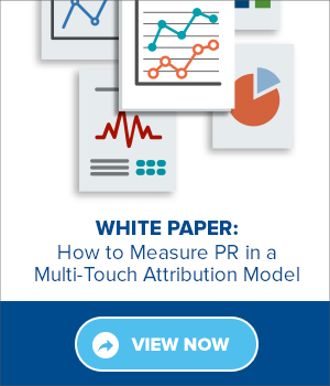 Blog - PR Measurement - Multi-Touch Attribution