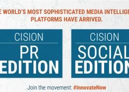 Cision PR Edition - Cision Social Edition