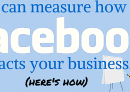Facebook measurement