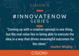 Heather Whaling - InnovateNow - Featured