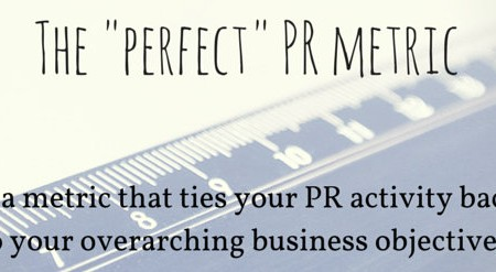Perfect PR Metric - PR Measurement