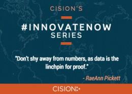RaeAnn Pickett - InnovateNow - Public Relations