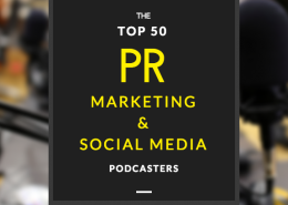 Top 50 Marketing PR and Social Media Podcasters to Follow 2015