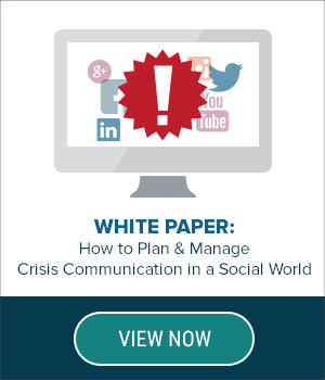 crisis communications implementation essays Crisis communication campaign find a crisis communication campaign occurring no more than 20 years ago students must complete a case study presentation that.