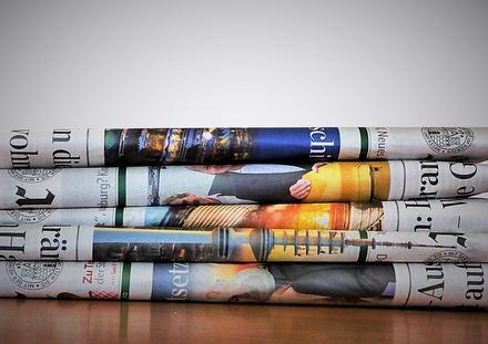 Newspaper-Coverage
