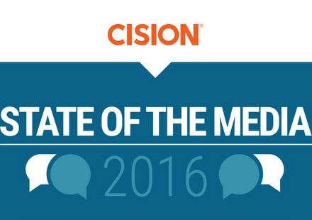 Infographic: What's the State of the Media in 2016? | Cision