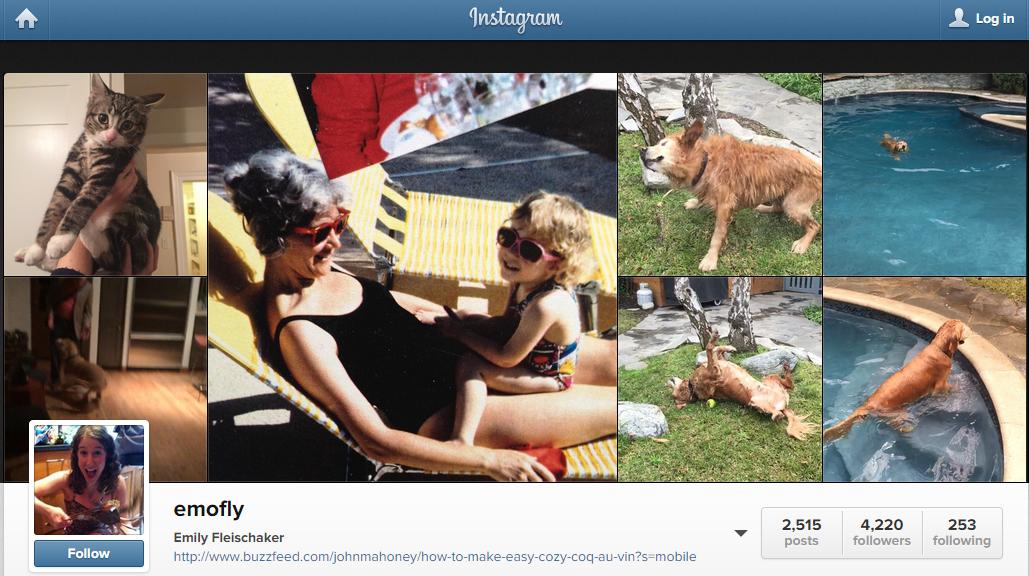 Emily Fleischaker - Instagram
