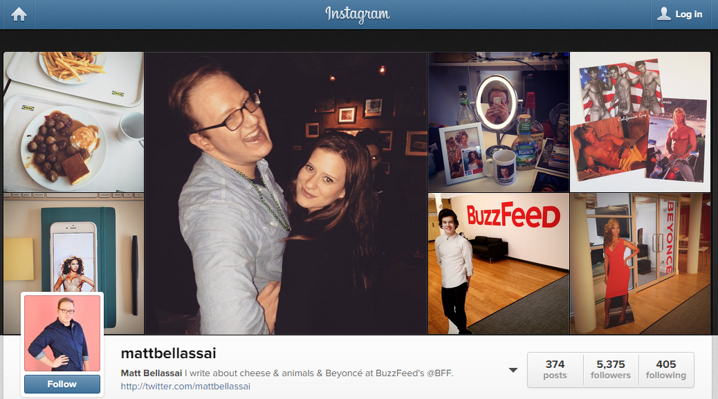 Matt Bellassai - Instagram
