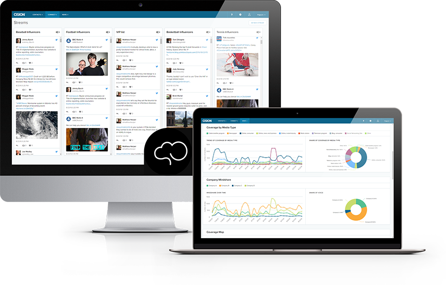 Cision Cpmmunications Cloud
